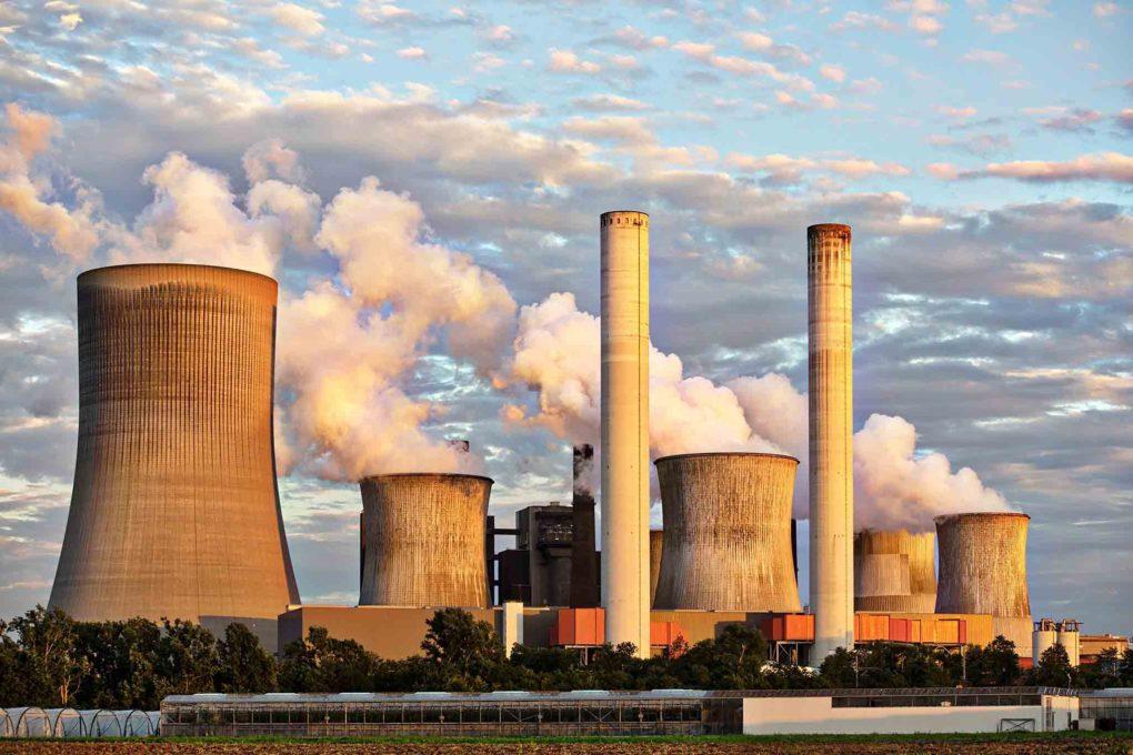 Todos los tipos de gases para usos industriales