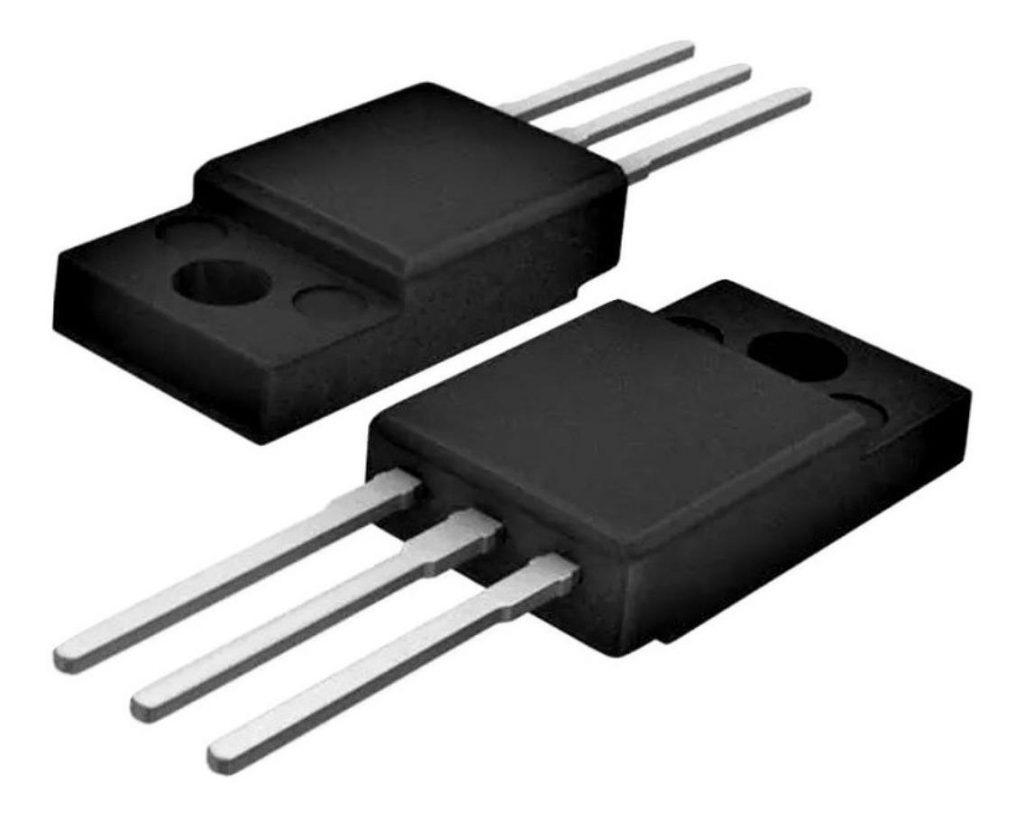 Tiristores para maquina y fuentes de energia