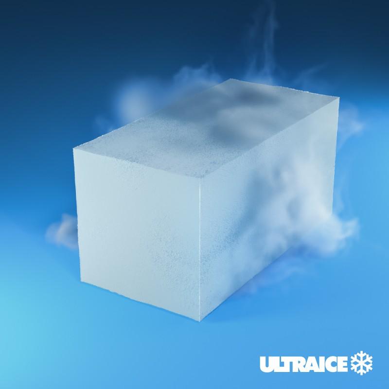 Usos industriales del hielo seco